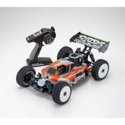 Kyosho Inferno MP9 TKI4 V2 RTR scala 1/8 Off-Road Buggy con Motore KE21SP (art. K.33021B)