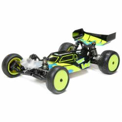 TLR Automodello 22 5.0 scala 1/10 2WD DC Elite Race Kit, Dirt / Clay (art. TLR03022)