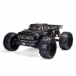 Arrma Automodello Notorious 1/8 6S V5 4WD BLX Stunt Truck con Spektrum Firma RTR Nero (art. ARA8611V5T1)