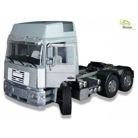 Thicon Models Motrice in metallo scala 1/14 6x6 MAN F2000 (art. 55041)