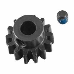 Arrma Pignone in acciaio 16T Modulo 1 Foro 5mm AR310477 (art. ARAC7604)