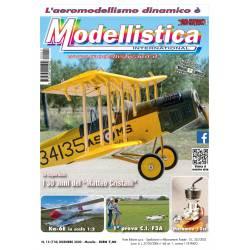 Modellistica Rivista di modellismo n°12 Dicembre 2020