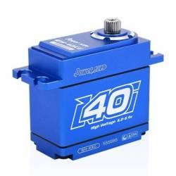 Power HD Servocomando HD WH-40KG Digitale HV Full Alu Case 40 Kg-cm 0.17 sec (art. HD-WH-40KG)
