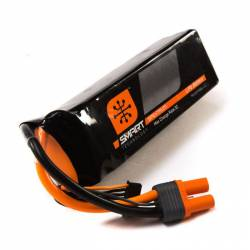 Spektrum Batteria Li-Po 6S 22,2V 7000mAh 30C Smart connettore IC5 (art. SPMX70006S30)