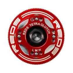 REDS Racing Frizione TETRA regolabile 4 ceppi Alu D34 Off-Road V3 (art. MUQU0064)