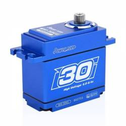 Power HD Servocomando HD WH-30KG Digitale HV Full Alu Case 30 Kg-cm 0.11 sec (art. HD-WH-30KG)