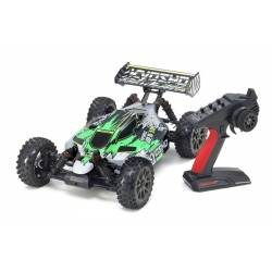 Kyosho Automodello elettrico Inferno NEO 3.0VE scala 1/8 Brushless 4WD Readyset T1 Verde (art. 34108T1B)