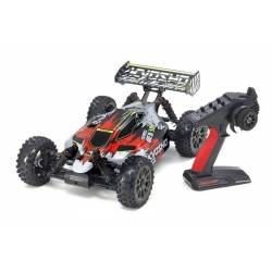 Kyosho Automodello elettrico Inferno NEO 3.0VE scala 1/8 Brushless 4WD Readyset T2 Rossa (art. 34108T2B)