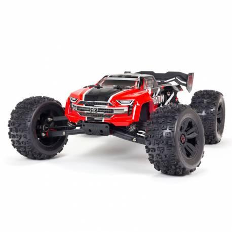 Arrma Automodello Kraton 6S V5 1/8 4WD BLX Speed Monster Truck con Spektrum Firma RTR Rosso (art. ARA8608V5T1)