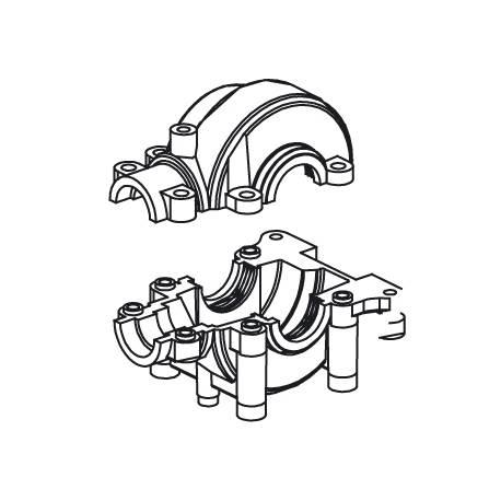 Jamara Cassa esterna differenziale per Voltage / Major (art. 505075)