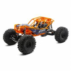 Axial RBX10 Ryft 1/10 Orange 4WD Brushless Rock Bouncer versione RTR senza batterie (art. AXI03005T1)