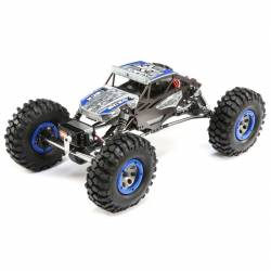 ECX Temper Rock Crawler RTR scala 1/18 4WD Gen 2 Brushed Blu (art. ECX01015IT2)