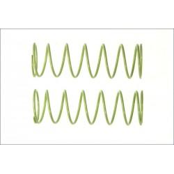 Kyosho Coppia molle ammortizzatori BIG SHOCK 8-1,6 L 70mm colore Verde (art. IF350-816)
