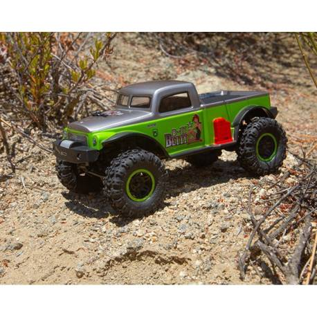 Axial SCX24 B-17 Betty Limited Edition Rock Crawler 1/24 4WD RTR Verde (art. AXI00004)