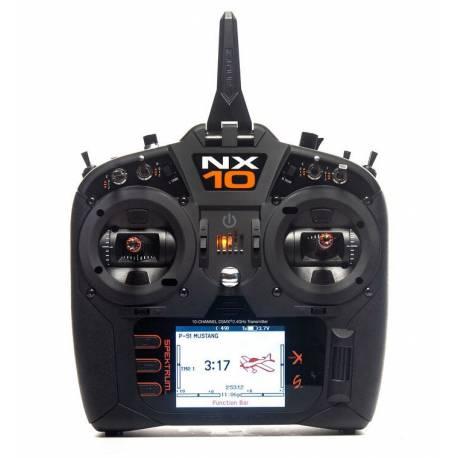 Spektrum Radiocomando NX10 2,4GHz DSMX 10 canali senza ricevente (art. SPMR10100EU)