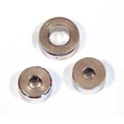 Euroretracts Collarini diametro 2,5mm con grano pz.3 (art. ACC/19395/000)