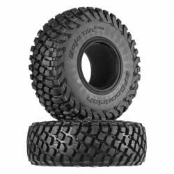 Axial Coppia gomme 2.2 BF Goodrich Baja T/A KR2 Tire R35 AX31325 (art. AXIC3325)