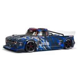 Arrma Automodello INFRACTION 6S BLX scala 1/7 All-Road Truck Blue (art. ARA7615V2T1)