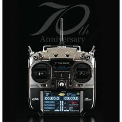 Futaba Radiocomando 18SZ 70° ANNIVERSARY EDITION con Ricevente R7008SB Mode 2 (art. FU1018BL)