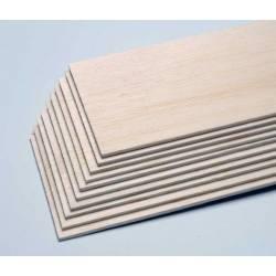 Pichler Tavoletta balsa da 1,5x100x1000 1 pezzo (art. C6440)