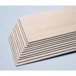 Pichler Tavoletta balsa da 2,5x100x1000 1 pezzo (art. C6442)