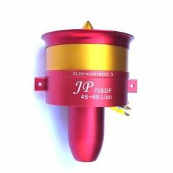 JP Hobby Ventola intubata EDF 70mm con Motore 4-6S 2250Kv rotazione CCW (art. JPH-7012-2250CCW)