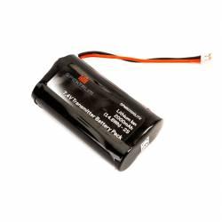 Spektrum Batteria Li-Ion 7,4V 2000mAh 2S per Trasmettitori (art. SPMB2000LITX)