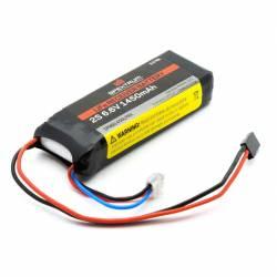 Spektrum Batteria Li-Fe 6,6V 1450mAh 2S per ricevente 86x33x18mm (art. SPMB1450LFRX)