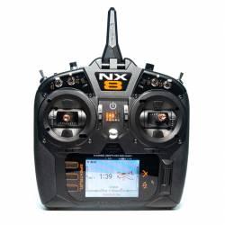 Spektrum Radiocomando NX8 2,4GHz DSMX 8 canali senza ricevente (art. SPMR8200EU)
