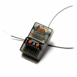 Spektrum Ricevente AR631 AS3X SAFE DSMX 6 canali 2,4Ghz (art. SPMAR631)