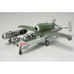 Tamiya German Heinkel HE162 A2 Salamander (art. TA61097)