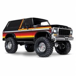 Traxxas Automodello TRX-4 Ford Bronco Scale & Trail Crawler SUN (art. TXX82046-4-SUN)