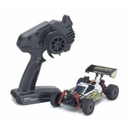 Kyosho Mini-Z Buggy Inferno MP9 TKI3 1/24 MB010 Readyset 4WD Verde - Nero (art. 32091EGBK)