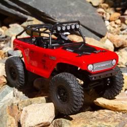 Axial SCX24 Deadbolt Rock Crawler 1/24 4WD RTR Rosso (art. AXI90081T1)
