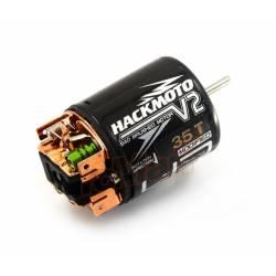 Yeah Racing Motore elettrico Hackmoto V2 35T 540 Crawler Brushed Motor (art. MT-0014)