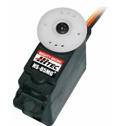 Hitec Servocomando HS-85MG Metallo Micro servo (art. 32085S)