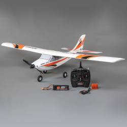 E-Flite Aeromodello elettrico Apprentice STS 1.5mt versione RTF Smart Trainer con SAFE Technology (art. EFL37000)