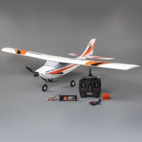 E-Flite Aeromodello elettrico Apprentice STS 1.5mt versione RTF Smart Trainer con SAFE Technology (art. EFL37000)