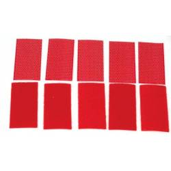Multiplex Velcro adesivo 25x60 mm 5 coppie (art. MP683112)