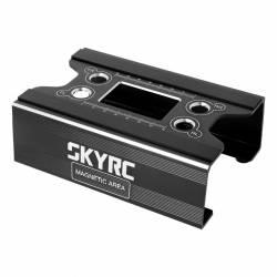 SkyRc Supporto manutenzione automodelli Working Stand per 1/8 Black (art. SK600069-25)