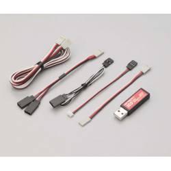Ko Propo ICS-USB Adapter HS for Servo and Radio Setup (art. KO61028)