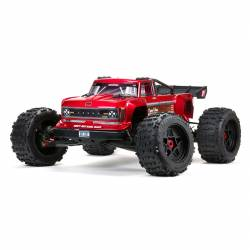 Arrma Automodello Outcast 1/5 4WD 8S BLX Brushless Stunt Truck RTR Red (art. ARA5810)