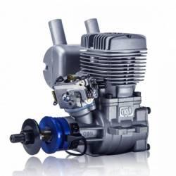 Pichler Motore NGH GT-35 a Benzina 2T con Accensione e Marmitta (art. C8766)
