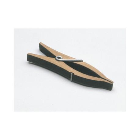 Mantua Model Pinzette in legno per serraggio 3 pezzi (art. 8178)