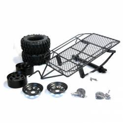 EZpower Carrello rimorchio per trasporto materiali (art. EZCR001)