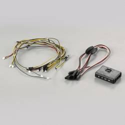 Killerbody Set Luci 13 LED per carrozzeria Nissan Skyline 2000 KB48675 (art. KB48687)