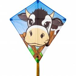 Aquilone Eddy Cow cavi inclusi (art. HQ100046)