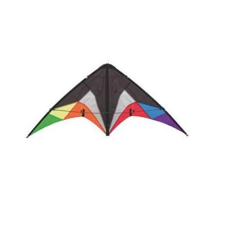 HQ Aquilone Quickstep II Black Rainbow cavi inclusi (art. HQ11234630)
