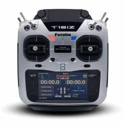 Futaba Radiocomando T16IZ 2,4Ghz con ricevente R7108SB (art. FU1116)