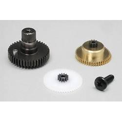 Hitec Serie ingranaggi in metallo per HS645 / HS5645 / HS5685 (art. 55303)